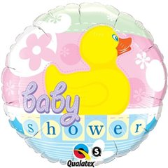 Balon folie Baby Shower - 45cm, Qualatex 11790