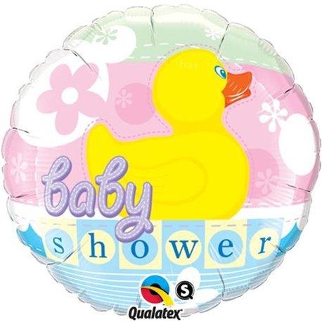 Balon Folie 45 cm Baby Shower, Qualatex 11790