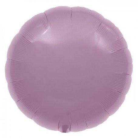 Balon folie lila metalizat rotund - 45 cm, Northstar Balloons 00744, 1 buc