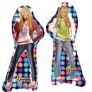 Balon Folie Figurina Hannah Montana - 89x36 cm, Amscan 16810