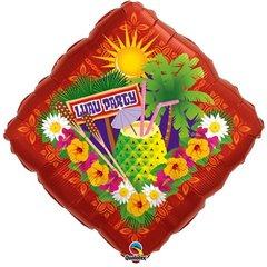 Lau Party Shape Foil Balloon - 86cm, Amscan 60854