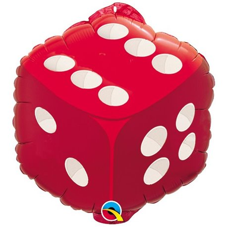 Balon Folie 45 cm Zar, Qualatex, 98446