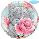Balon Folie 45 cm Me to You - Birthday Roses, Qualatex 20760