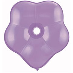 "6"" Spring Liliac GEO Blossom Latex Balloons, Qualatex 87164, Pack of 100 pieces"