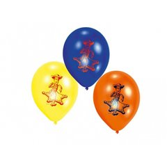 "8"" Printed Latex Balloons, Toy Story Assorted, Amscan 450232, Pack of 6 pieces"
