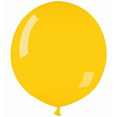 Yellow 02 Jumbo Latex Balloon , 39 inch (100 cm), Gemar G300.02, 1 piece