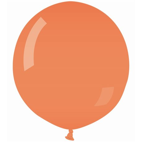 Orange 04 Jumbo Latex Balloon , 39 inch (100 cm), Gemar G300.04, 1 piece