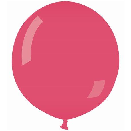 Red 05 Jumbo Latex Balloon , 39 inch (100 cm), Gemar G300.05, 1 piece