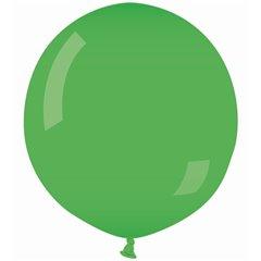 Green 12 Jumbo Latex Balloon , 39 inch (100 cm), Gemar G300.12, 1 piece