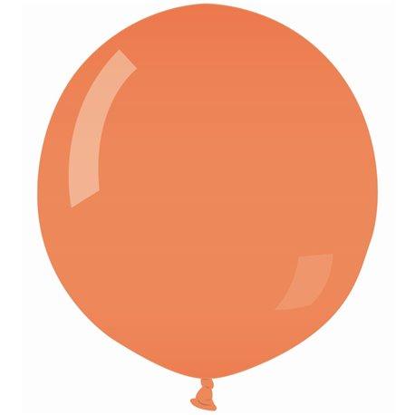 Balon Latex Jumbo 160 cm, Orange 04, Gemar G450.04, 1 buc