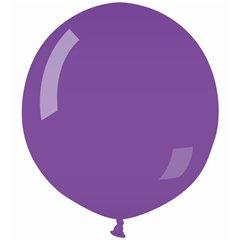 Balon Latex Jumbo 160 cm, Purple 08, Gemar G450.08, 1 buc
