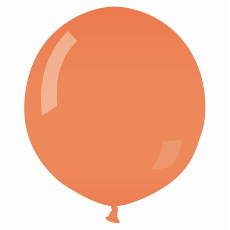 Balon Latex Jumbo 75 cm, Orange 04, Gemar G200.04, 1 buc