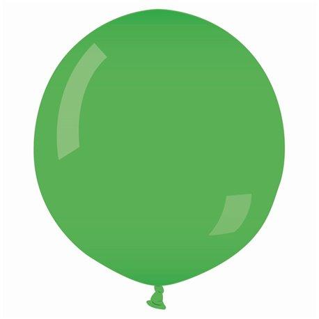 Green 12 Jumbo Latex Balloon, 30 inch (75 cm), Gemar G200.12, 1 piece