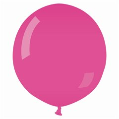 Fuchsia 07 Jumbo Latex Balloon, 30 inch (75 cm), Gemar G200.07, 1 piece
