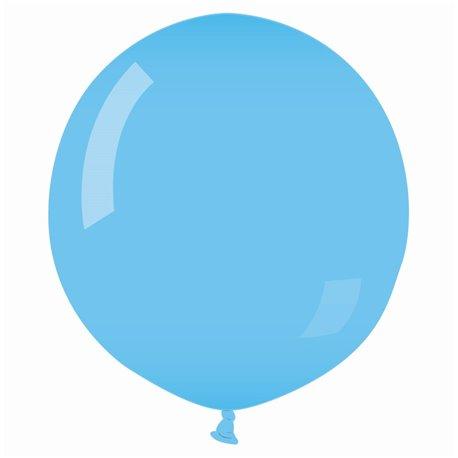 Light Blue 09 Jumbo Latex Balloon, 30 inch (75 cm), Gemar G200.09, 1 piece