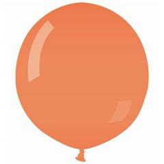 Orange 04 Jumbo Latex Balloon , 35 inch (90 cm), Gemar G250.04, 1 piece