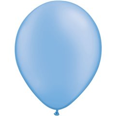 Neon Blue Latex Balloon, 11 inch (28 cm), Qualatex 78389