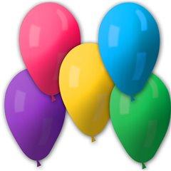 Assorted Metallic Latex Balloons , 8 inch (21 cm), Gemar AM80.ASS, Pack Of 100 pieces