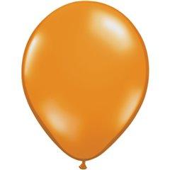 Mandarin Orange Latex Balloon, 5 inch (13 cm), Qualatex 43569, Pack of 100 pieces