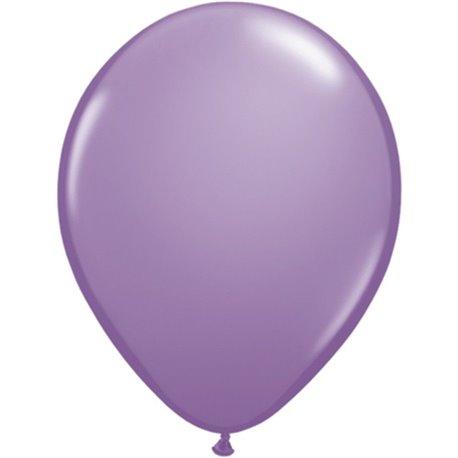 Balon Latex Spring Lilac, 5 inch (13 cm), Qualatex 43565, set 100 buc