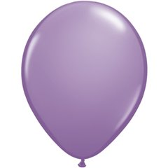Spring Lilac Latex Balloon, 11 inch (28 cm), Qualatex 43754, Pack of 100 pieces