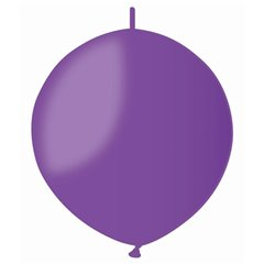 Purple 08 Cony Latex Balloons , 13 inch (33 cm), Gemar GL13.08, Pack Of 100 pieces