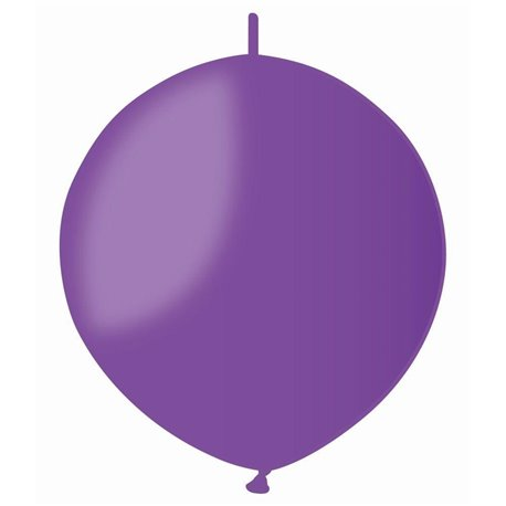 Baloane latex Cony 33 cm, Purple 08, Gemar GL13.08, set 100 buc