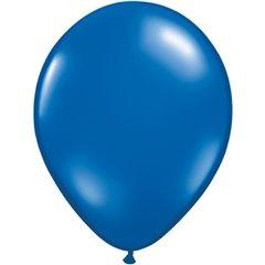 Balon Latex Sapphire Blue, 11 inch (28 cm), Qualatex 43793