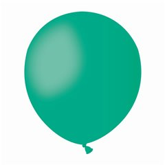 Green 13 Latex Balloons , 5 inch (13 cm), Gemar A50.13, Pack Of 100 pieces