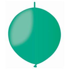 Baloane latex Cony 33 cm, Verde 13, Gemar GL13.13