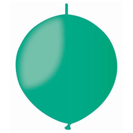 Baloane latex Cony 33 cm, Verde 13, Gemar GL13.13, set 100 buc
