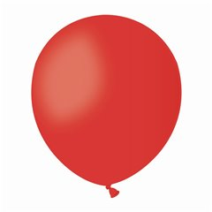 Red 45 Latex Balloons , 5 inch (13 cm), Gemar A50.45, Pack Of 100 pieces