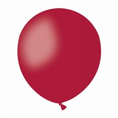 Baloane Latex 13 cm, Burgundy 47, Gemar A50.47, set 100 buc