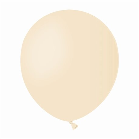 Baloane Latex 13 cm, Crem 59, Gemar A50.59, set 100 buc