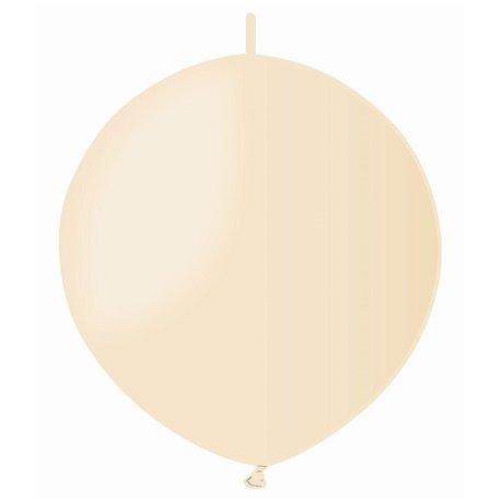 Baloane latex Cony 33 cm, Crem 59, Gemar GL13.59, set 100 buc