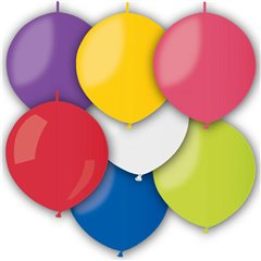 Assorted Cony Latex Balloons , 13 inch (33 cm), Gemar GL13.ASS