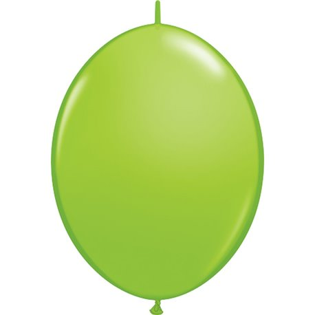 Balon Cony Lime Green, 12 inch (30 cm), Qualatex 65217, set 50 buc