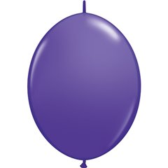 Balon Cony Purple Violet, 12 inch (30 cm), Qualatex 65230