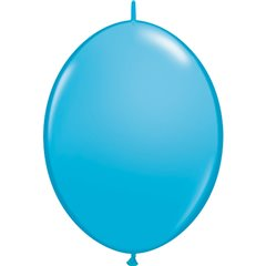 Balon Cony Robin Egg Blue, 12 inch (30 cm), Qualatex 65274, set 50 buc