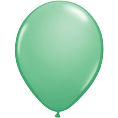 Wintergreen Latex Balloon, 5 inch (13 cm), Qualatex 43608, Pack of 100 pieces