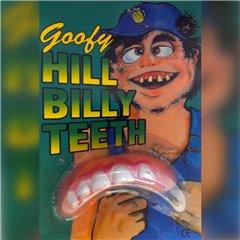 Goofy Hill Billy Teeth, Radar D1432, 1 Piece