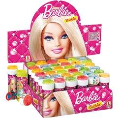 Jucarie Baloane de Sapun 60 ml cu Barbie, Dulcop 550000, 1 buc