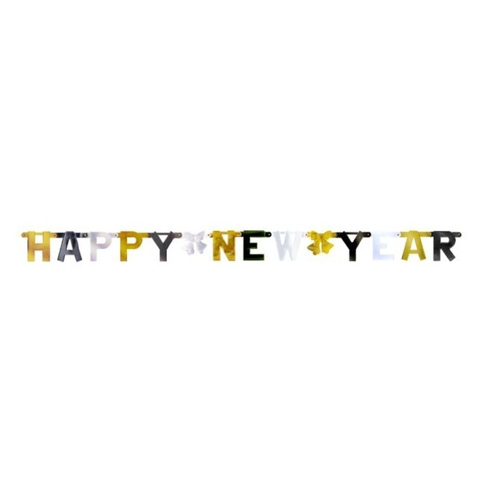 Happy New Year Letter Erkalnathandedecker