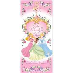 Disney Princess Journey Party Here Door Poster, Amscan 993868, 1 piece