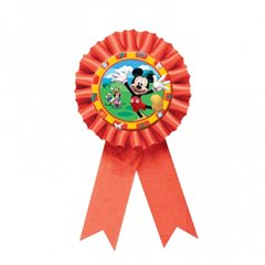 Insigna cu Mickey Mouse - 15.2cm, Amscan 994156, 1 buc