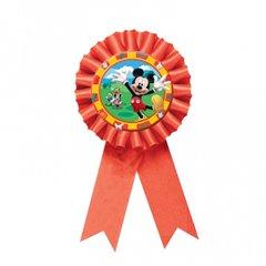 Mickey Mouse Award Ribbon - 15.2cm, Amscan 994156, 1 piece
