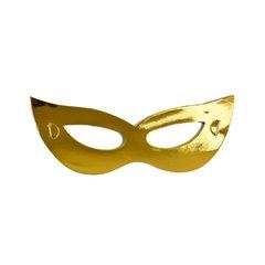 Masti metalizate aurii pentru petrecere, Radar SMFIT.MSA.AURIU