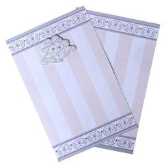 Invitatii nunta, Amscan 458232, Set 8 buc