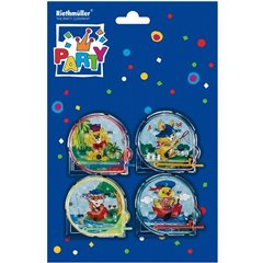 Pinball Game Amscan 3710, Pack of 4 pieces