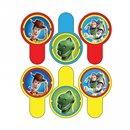 Joc Party Discuri Zburatoare Toy Story, Amscan 994028, 1 buc